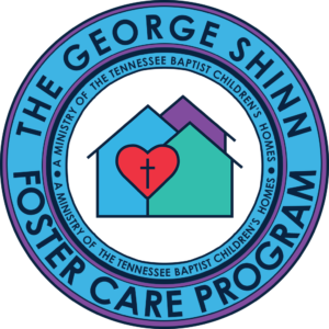 George Shinn Foster Care Logo-2018