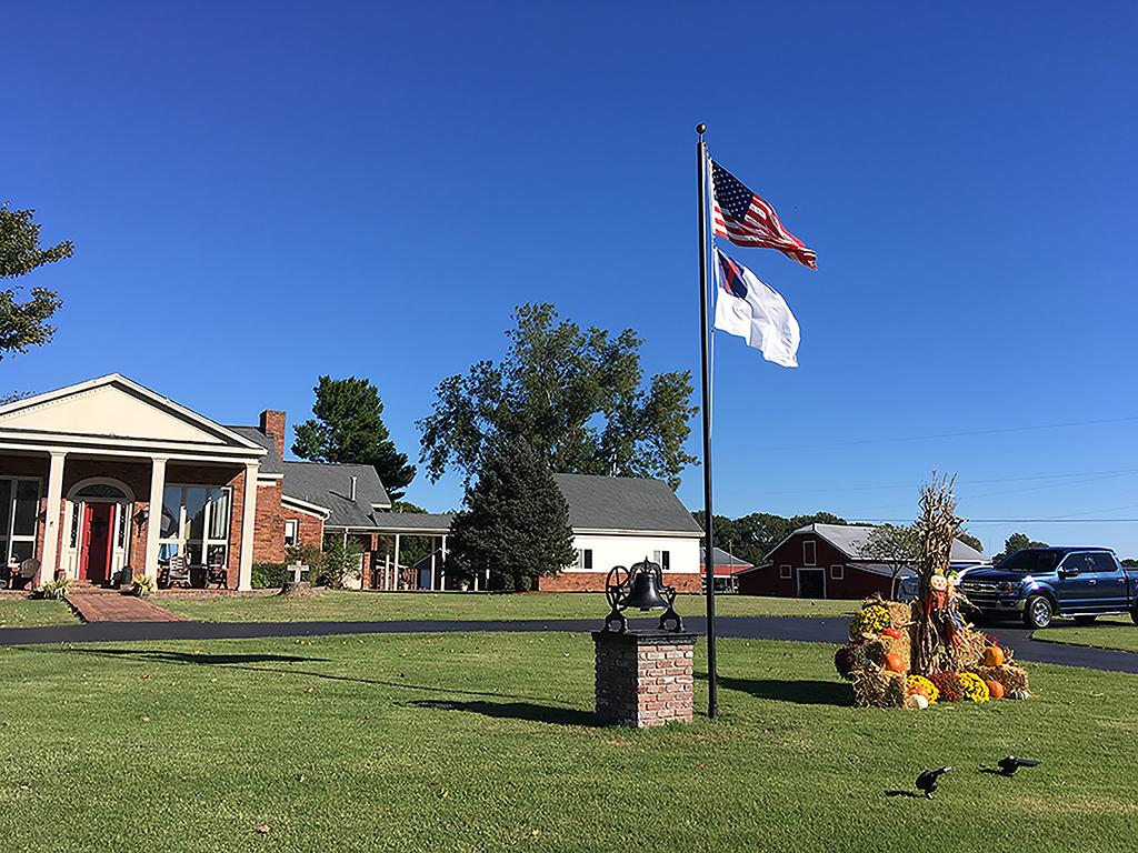 Residential Care – Tennessee Baptist Children's Homes