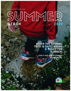 2020 @TBCH Summer Magazine Cover