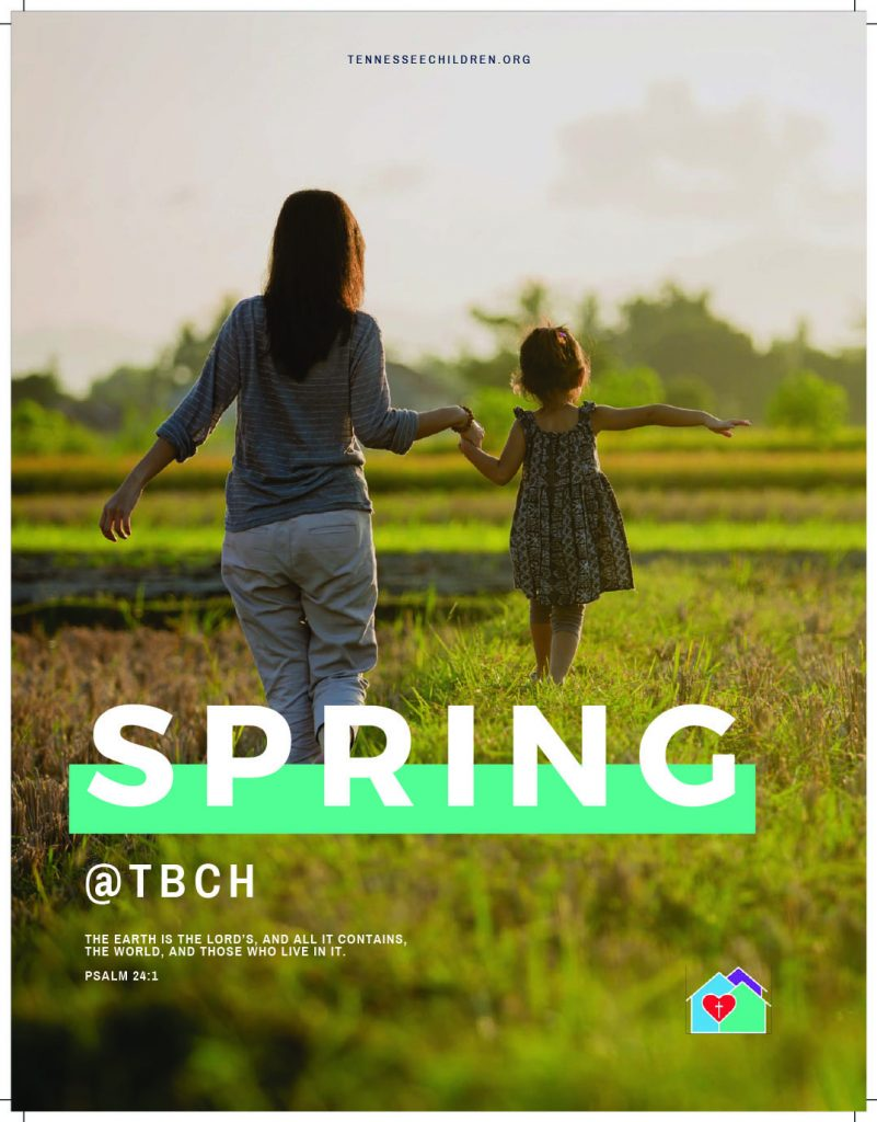 2021 Spring TBCH magazine cover